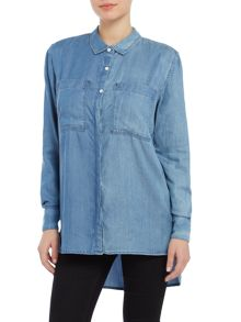 Calvin Klein Eveline long sleeve shirt