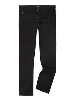 J21 regular fit gaberdine trousers