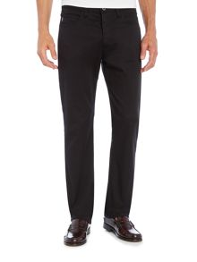 Armani Jeans J21 regular fit gaberdine trousers