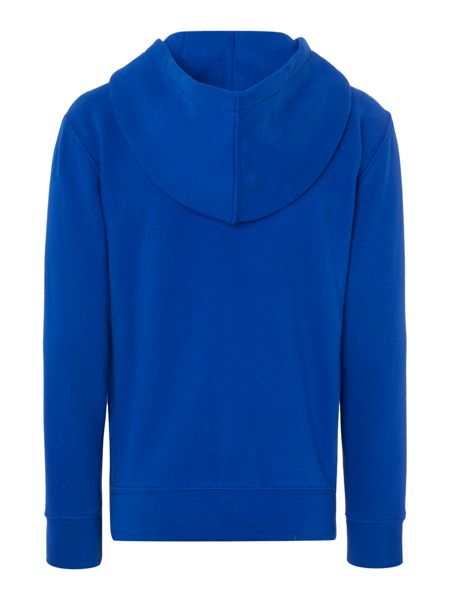 Polo Ralph Lauren Boys Zip Through Cotton-Fleece Hoody