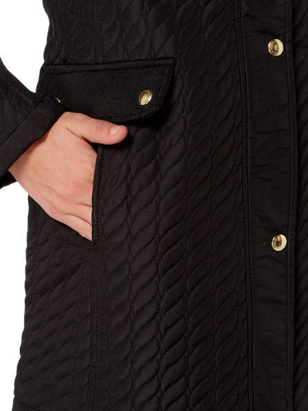 Weatherproof Quilted walker jacket
