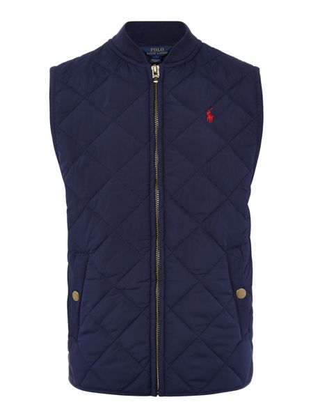 Polo Ralph Lauren Boys Quilted Gilet