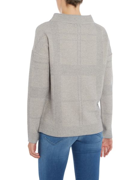 Barbour Tiree cashmere mix knit