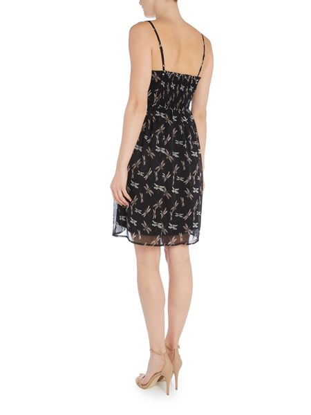 Vero Moda Vneck Dragonfly Dress