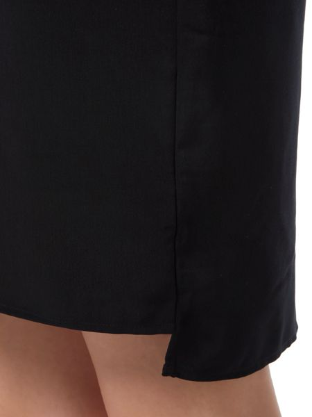Vero Moda Vneck Short Sleeve Dress