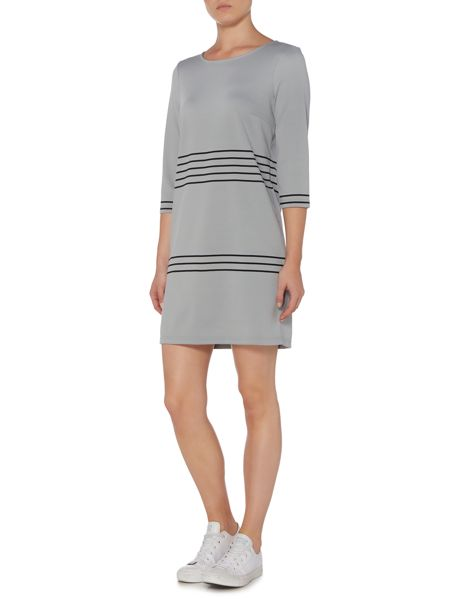 Vila 3/4 Sleeve Shift Dress