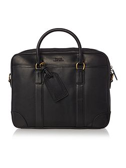 Leather Commuter Bag