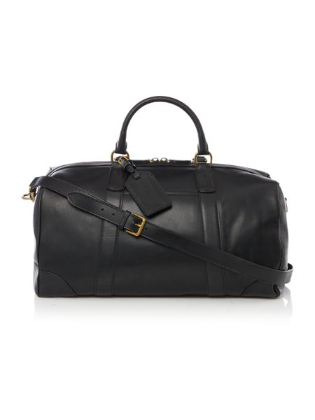 Polo Ralph Lauren Leather Holdall Bag