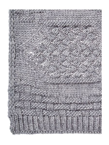 Linea Cable Knit Scarf