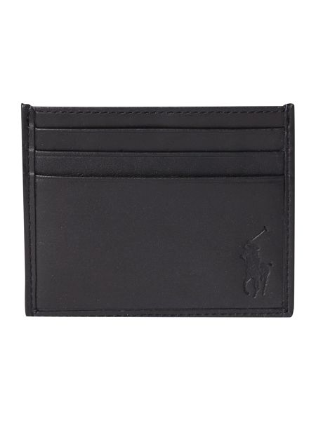 Polo Ralph Lauren Smooth Leather Card Holder