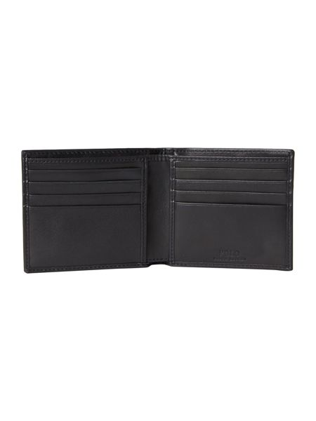 Polo Ralph Lauren Smooth Leather Billfold Wallet