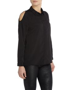 Vero Moda Cold Shoulder Shirt