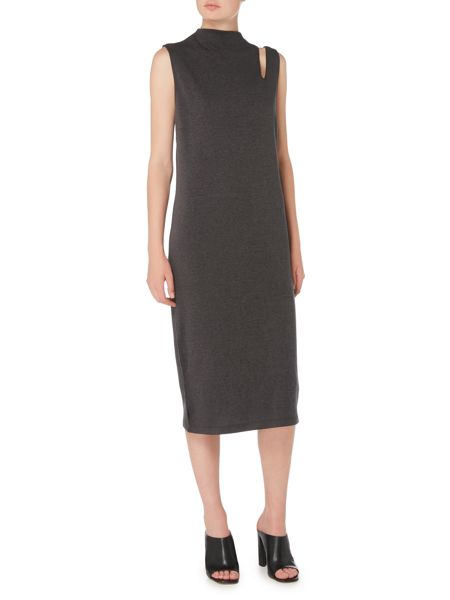 Label Lab Turtle neck jersey dress