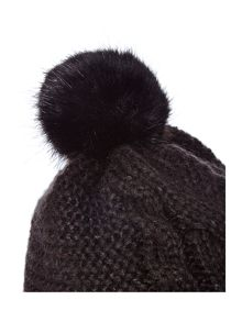 Therapy Sequin Pom Hat