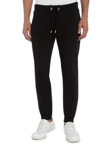 Versace Jeans Cuffed logo sweat pants