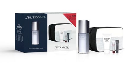 Shiseido Men`s Total Revitalizer Kit