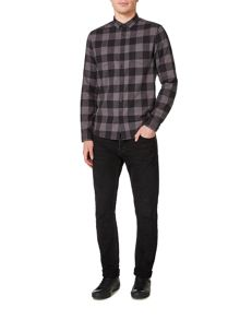 Label Lab Byrant Herringbone Check Shirt
