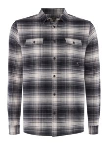 Label Lab Nicholson Brushed Check Shirt