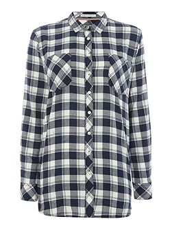 THDW Basic Flannel Check Shirt 12