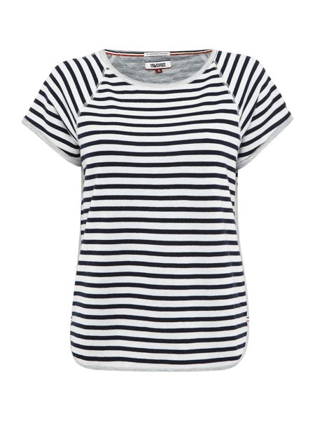 Tommy Hilfiger 8 Stripe Top