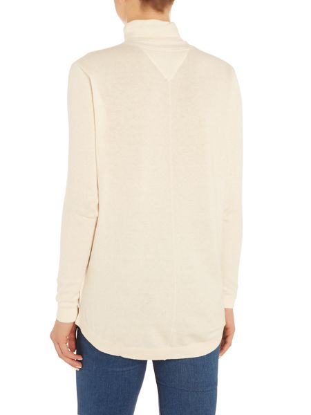 Tommy Hilfiger THDW Basic Funnel Neck Sweater