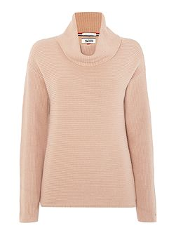 THDW Basic Roll Neck Sweater