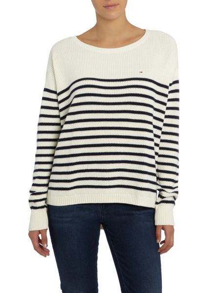 Tommy Hilfiger 10 Basic Stripe Sweater