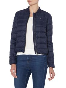 Tommy Hilfiger Light Down Bomber Jacket