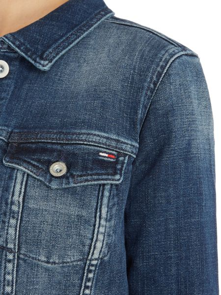 Tommy Hilfiger THDW Basic Vivianne Denim Jacket