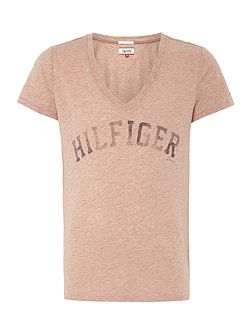 THDW Basic V-neck T-shirt