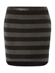 Tommy Hilfiger THDW Short Stripe Skirt