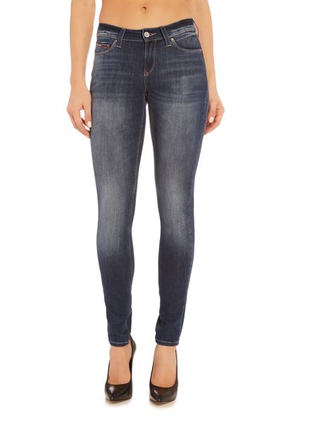 Tommy Hilfiger Mid Rise Skinny Nora SDK Jeans