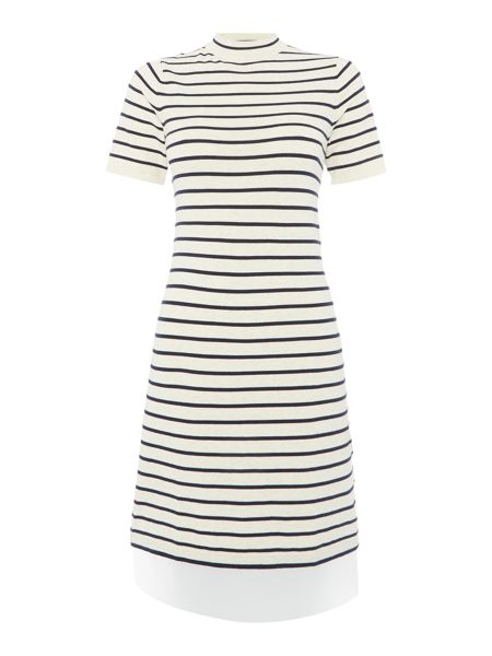 Tommy Hilfiger THDW Basic Stripe Sweater Dress