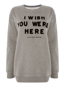 Tommy Hilfiger THDW Words Sweater