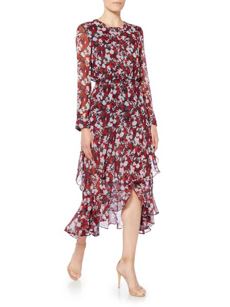 Tommy Hilfiger THDW Printed Maxi Dress