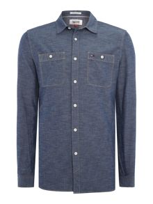 Tommy Hilfiger THDM Basic Homespun Shirt