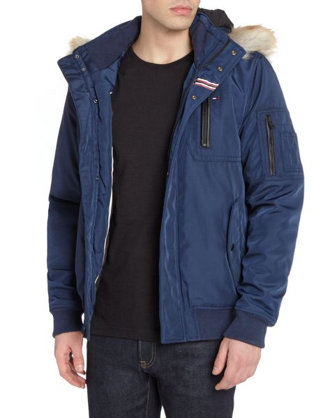 Tommy Hilfiger THDM Basic Technical Bomber Jacket 31