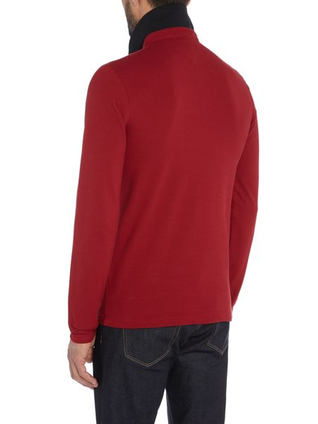 Tommy Hilfiger THDM Long Sleeve Polo Top
