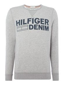 Tommy Hilfiger THDM Basic Logo Sweater