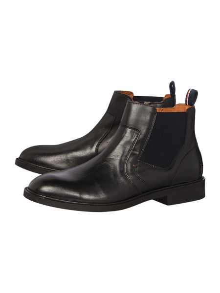 Tommy Hilfiger Rounder Chelsea Boots