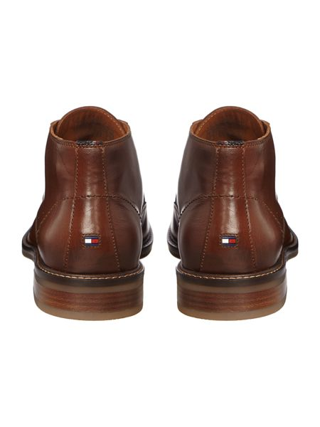 Tommy Hilfiger Rounder Boots