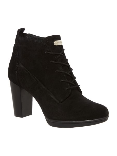 Tommy Hilfiger Jakima Lace Up Boot