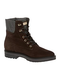 West Lace Up Boot