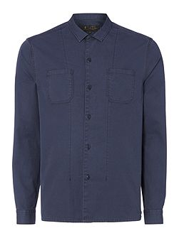Lee Washed Twill Shirt