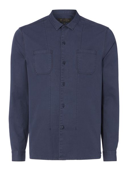 Label Lab Lee Washed Twill Shirt
