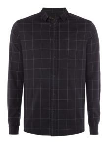 Label Lab Hamilton Windowpane Check Shirt