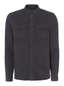 Label Lab Maxwell Cord Shirt