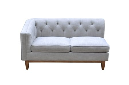 Living by Christiane Lemieux George Corner Sofa in Austria Shell