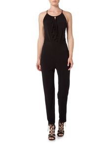 Therapy Bay Lace Detail Jumpsuit