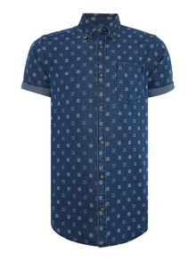 Jack & Jones Jack & Jones Nico Printed Short Sleeve T-Shirt